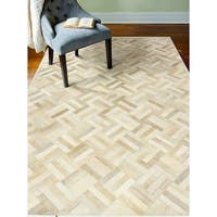 Berkley Area Rug - ivory/brick