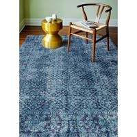 Nolan Area Rug - navy