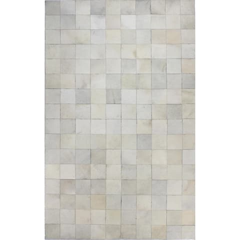 Griffin Contemporary Hand Stitched Area Rug