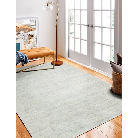 Naples Transitional Hand Loomed Area Rug