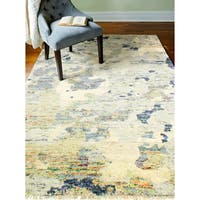 "Bleecker Area Rug 7'6"" X 9'6"" - multi-color"
