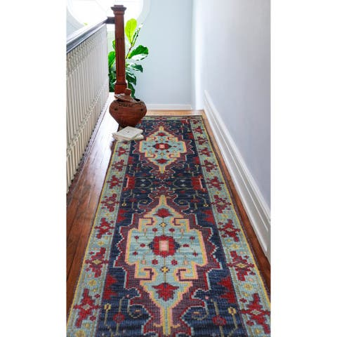 Ephesus Transitional Hand Knotted Area Rug