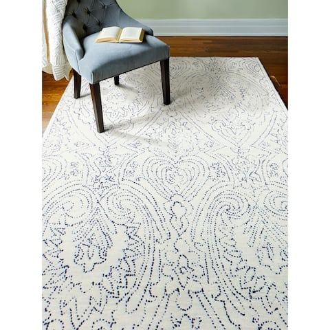 Sherwood Transitional Hand Tufted Area Rug