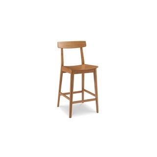 Greenington Currant Brown Bamboo 26-inch Counter-height Stool (Set of 2)