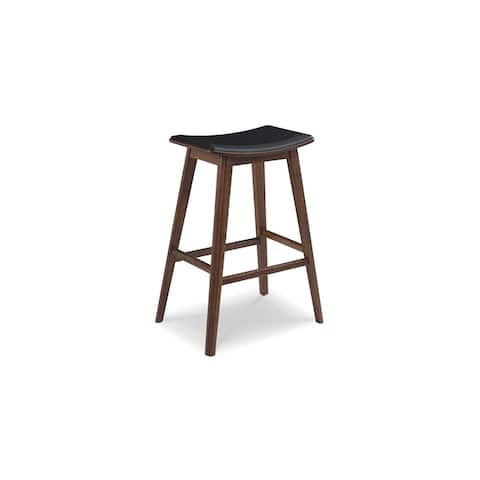"Eco Ridge by Bamax ECO08E Terra 26"" Counter Height Stool, Exotic, (Set of 2)"