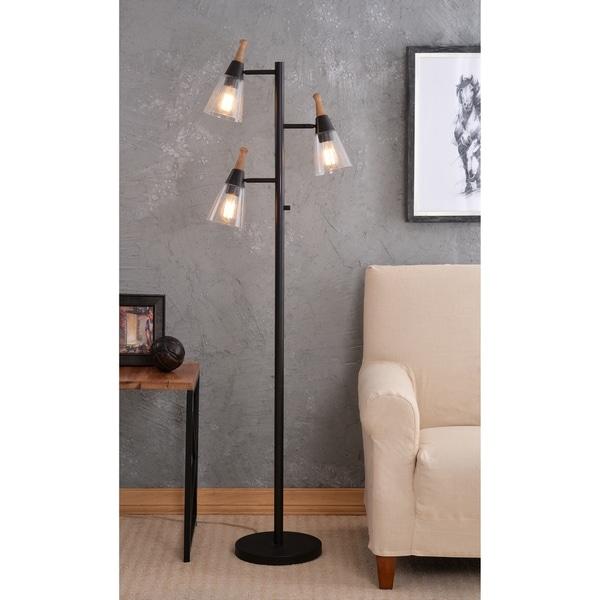 "Pop 68"" Oil Rubbed Bronze Tree Lamp"