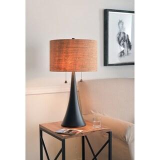 "Design Craft Bachman 29.75"" Oil Rubbed Bronze Table Lamp"