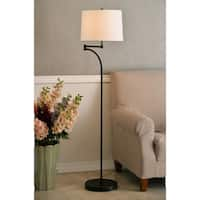 "Siete 59.11"" Oil Rubbed Bronze Floor Lamp"