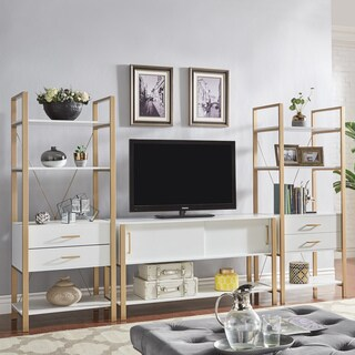 Glam Tv Stands Entertainment Centers For Less Sale Overstock