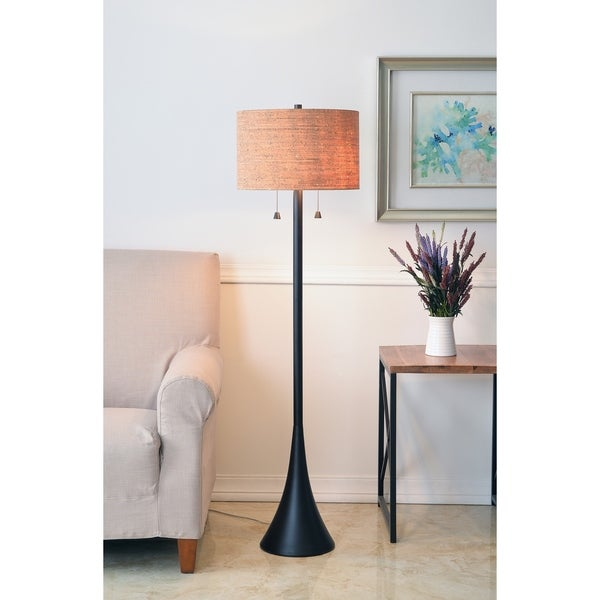 Design Craft Bachman 58 63 Oil Rubbed Bronze Floor Lamp