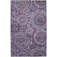 Copper Grove Dehiwala Medallion Area Rug - 5' x 8'