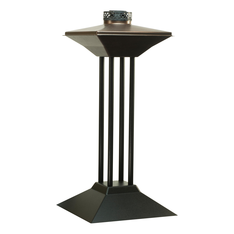 Bronze Pack 5- Tiki Brand 28-Inch Cordoba Metal Patio Torch