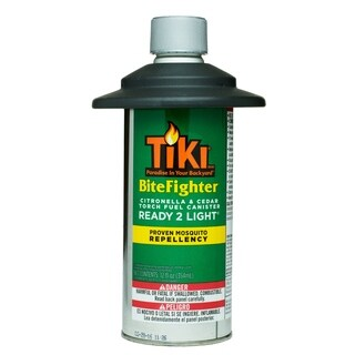 TIKI® Brand 12 oz. Ready 2 Light BiteFighter Torch Fuel 4-pack