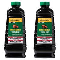 TIKI® Brand 100 oz. BiteFighter Torch Fuel with Easy Pour 2-pack
