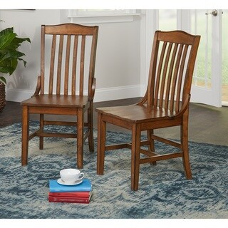 Simple Living Drake Dining Chairs (Set of 2)