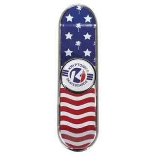 Kryptonics Skateboard Fidget Spinner