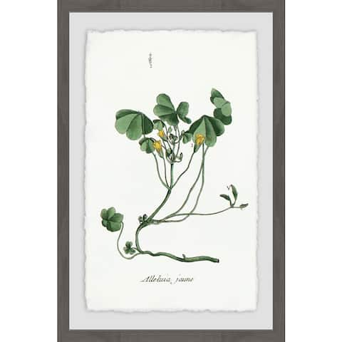 Marmont Hill - Handmade As Simple as This Framed Print