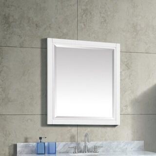 Avanity Layla 28-inch Mirror in White