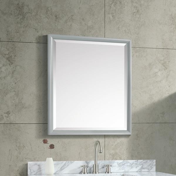 "Avanity Emma 28 in. Wall Mirror - 28""W x 32""H"