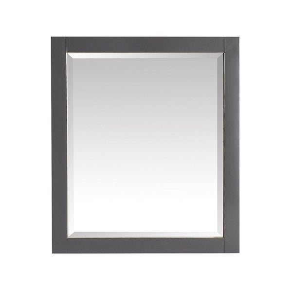 Avanity 28-inch Mirror for Allie / Austen with Matte Gold or Brushed Silver Trim