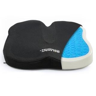 Belmint Coccyx Orthopedic Gel Memory Foam Seat Cushion