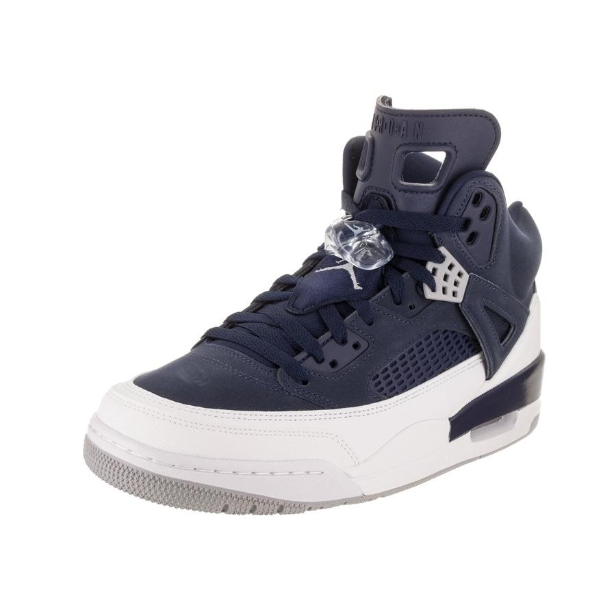 Nike Jordan Men's Jordan Spizike Basketball Shoe (9), Blu...
