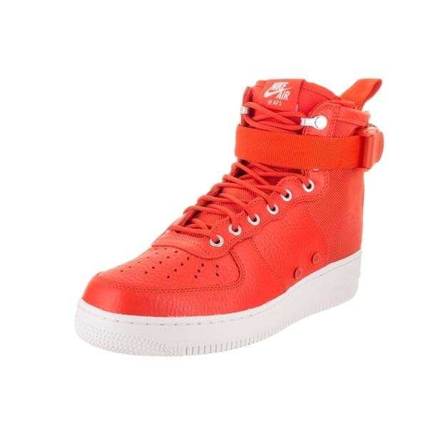 online store c08e1 a282d Nike Men  x27 s SF AF1 Mid Basketball Shoe