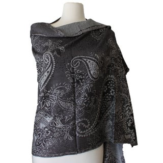 Floral Paissley Shawl