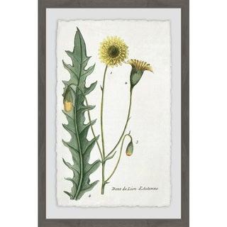 Link to Marmont Hill - Handmade Dandelion Framed Print Similar Items in Art Prints