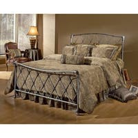 Copper Grove Haldon Bed Set - King - Rails not included