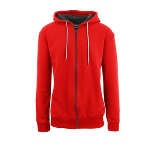Galaxy By Harvic Men's Tech Fleece Zip-Up Hoodie Sweatshirts (5 options available)