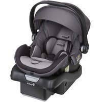 Safety 1ˢᵗ® onBoard™35 Air 360 Infant Car Seat >>Grey Dove