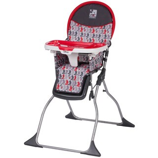 Disney Baby Simple Fold Plus High Chair in Mickey Line Up