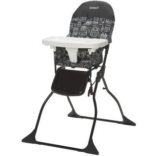Cosco Simple Fold High Chair in Mapleton