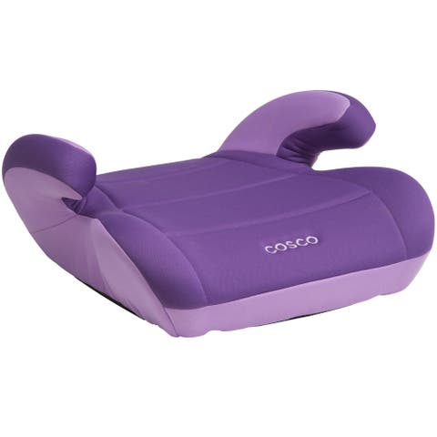 Cosco Topside Booster Car Seat in Grape