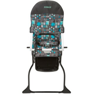 Cosco Simple Fold High Chair in Chalkboard