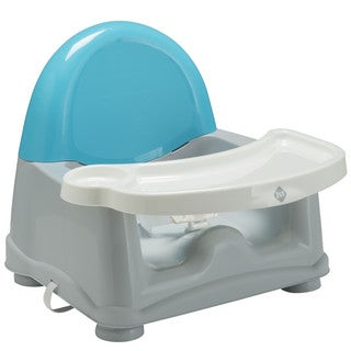 Safety 1 Easy Care Swing Tray Feeding Booster in Lakeside