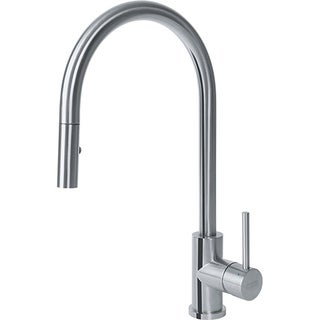 Franke Eos Kitchen Faucet FF3350 Stainless Steel