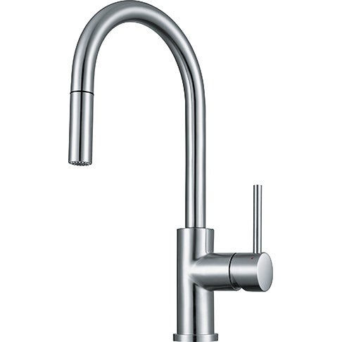 Superbe Franke Eos Kitchen Faucet FFP3350 Stainless Steel