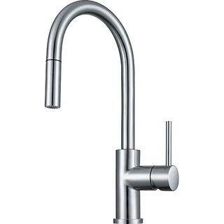 Franke Eos Kitchen Faucet FFP3350 Stainless Steel