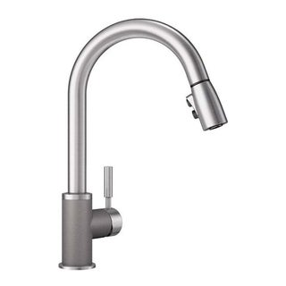 Blanco Sonoma with Pull-Down Spray 442070 Metallic Gray/Stainless