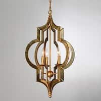 Serena 3-Light Candelabra Chandelier by Kosas Home