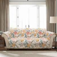 Lush Decor Sydney Love Seat Furniture Protector - loveseat