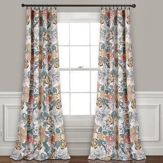 Link to The Curated Nomad Chorro Room Darkening Curtain Panel Pair Similar Items in Curtains & Drapes