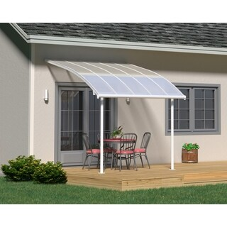 Palram Joya Patio Cover White/Clear