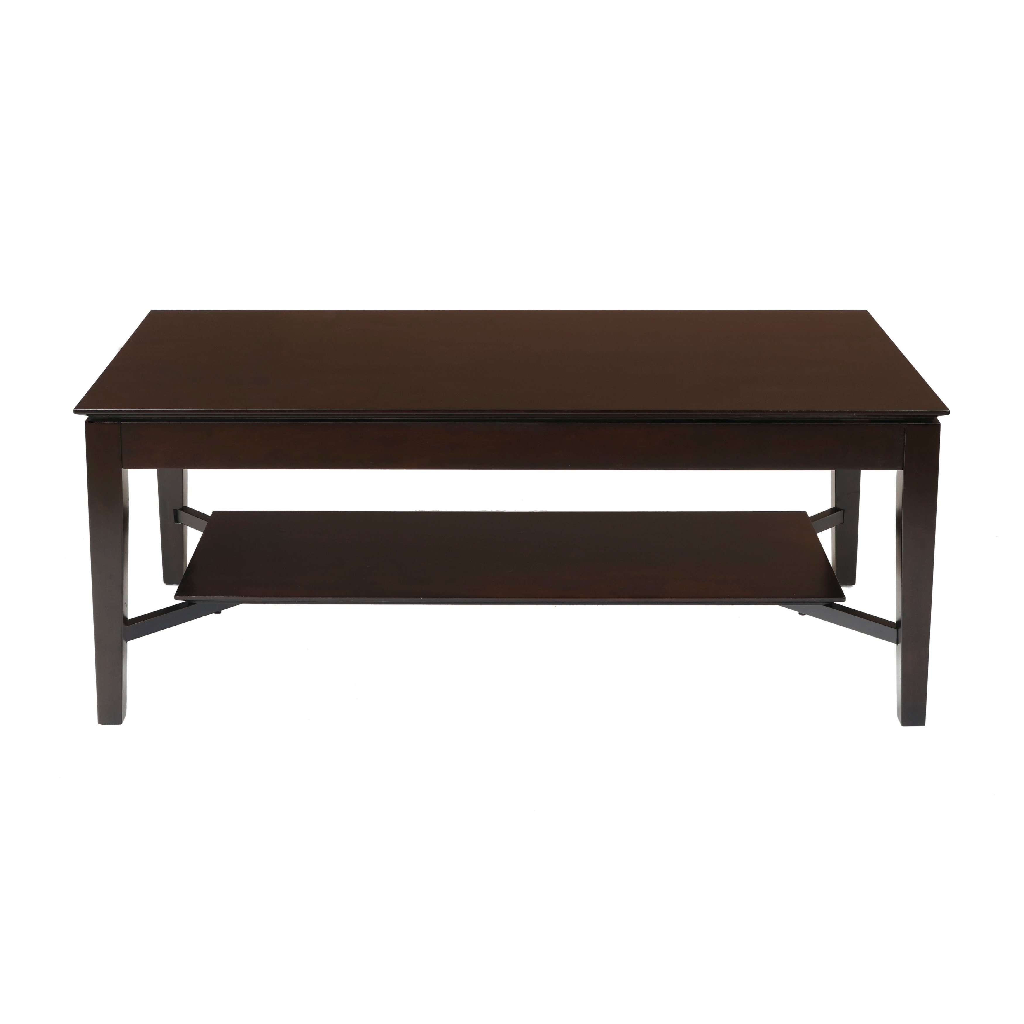 Adrian Espresso Lift Top Tail Table