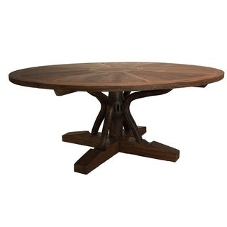 Groovystuff Dominion Wood Dining Table