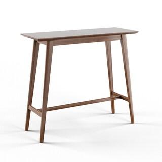 Carson Carrington Viborg Wood Bar Table