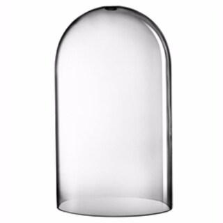 Glass Cloche Dome, Clear