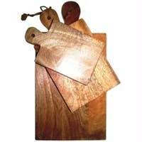 Classic Wooden Cutting Boards (Set of 3)